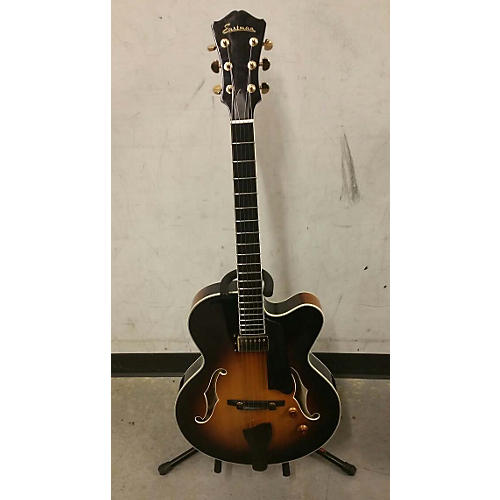 Eastman AR503CE Hollow Body Electric Guitar Vintage Sunburst