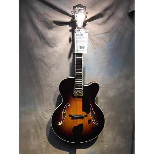 Eastman AR503CE Hollow Body Electric Guitar-thumbnail