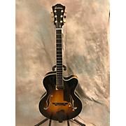 Eastman AR503CE-SB Hollow Body Electric Guitar