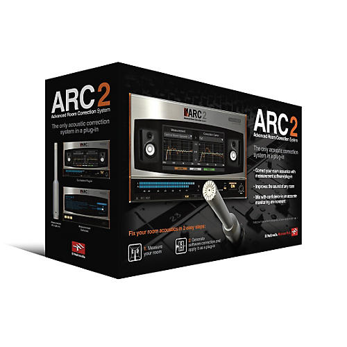 IK Multimedia ARC 2 Advanced Room Correction Software Plug-In