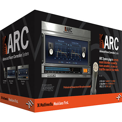IK Multimedia ARC Advanced Room Correction System