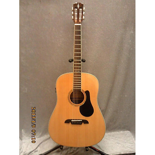 Alvarez ARD70E Sloped Shouldered Dreadnought Acoustic Electric Guitar-thumbnail