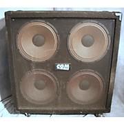 CGM ARG 412 Guitar Cabinet
