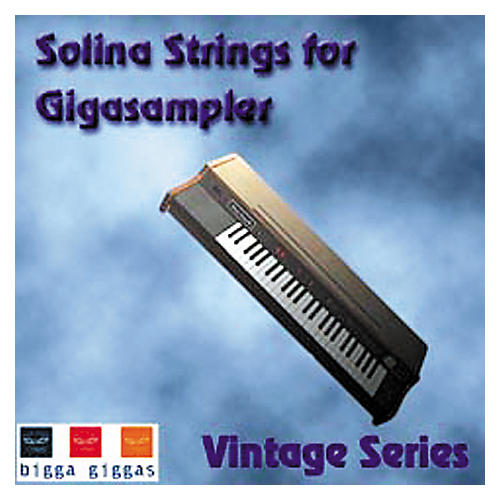 Tascam ARP Solina Strings Giga CD