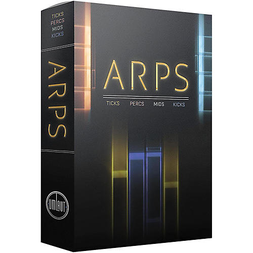 Umlaut Audio ARPS Simple Percussion Arpeggiator-thumbnail