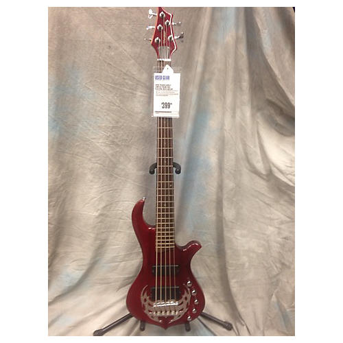Traben ARRAY LIMITED Electric Bass Guitar-thumbnail