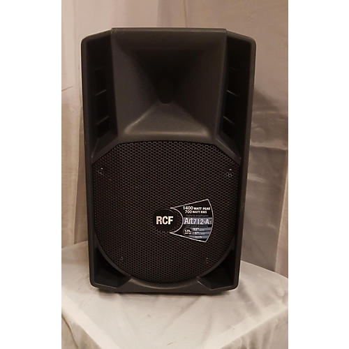 Used RCF ART 712 Powered Speaker