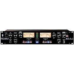 ART ProMPA II - 2-Channel Tube Mic Preamp (PROMPAII)