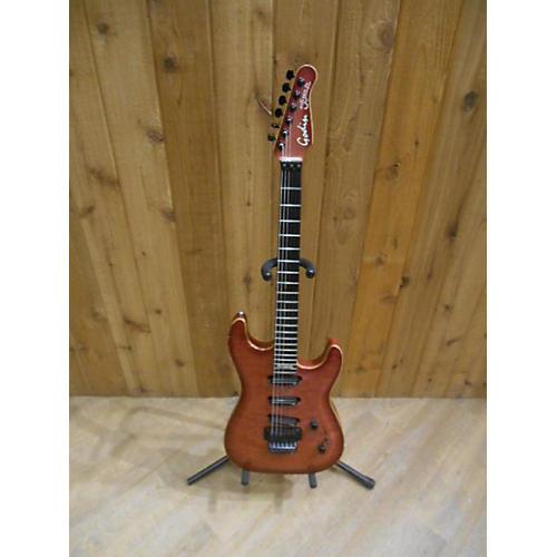 Godin ARTISAN ST Solid Body Electric Guitar Peach Burst