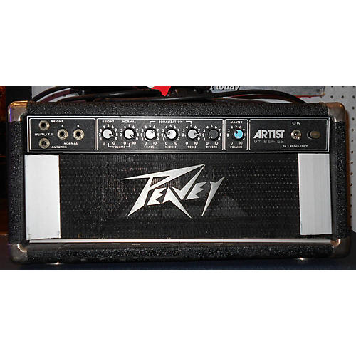 Peavey ARTIST VT Tube Guitar Amp Head