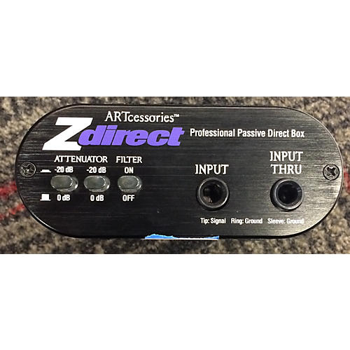 Art ARTcessories Zdirect Professional Passive Direct Box-thumbnail
