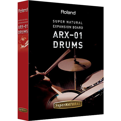 Roland ARX-01 Drums SuperNATURAL Expansion Board-thumbnail