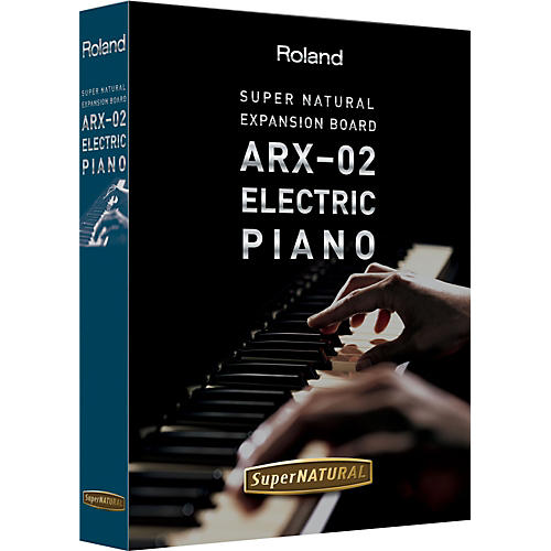Roland ARX-02 Electric Piano SuperNATURAL Expansion Board-thumbnail