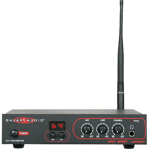 Galaxy Audio AS-1000T Any Spot Wireless Transmitter-thumbnail