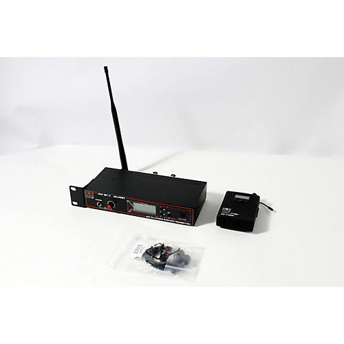 Galaxy Audio AS-1100 UHF Wireless Personal Monitor-thumbnail