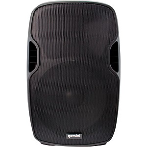 Gemini AS-15BLU 15 inch Powered Loudspeaker with Bluetooth by Gemini