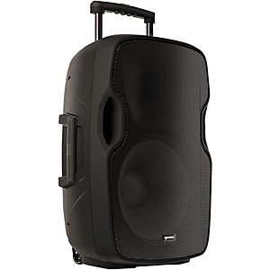 Gemini AS-15TOGO 15 in. Portable Wireless Bluetooth PA Loudspeaker by Gemini