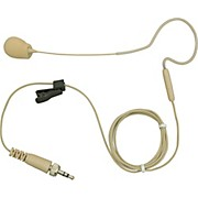 Galaxy Audio AS-HSE Any Spot Single Ear Unidirectional Headset Microphone