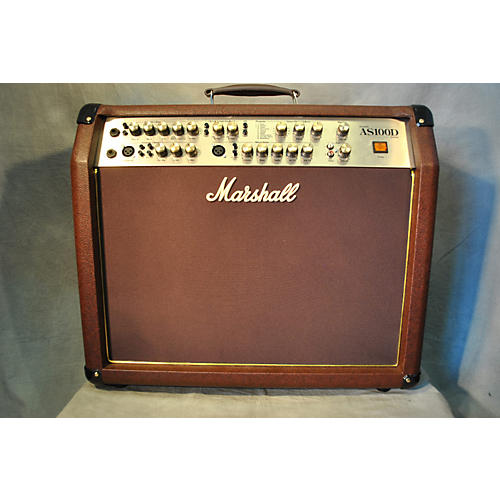 Marshall AS100D Acoustic Guitar Combo Amp-thumbnail