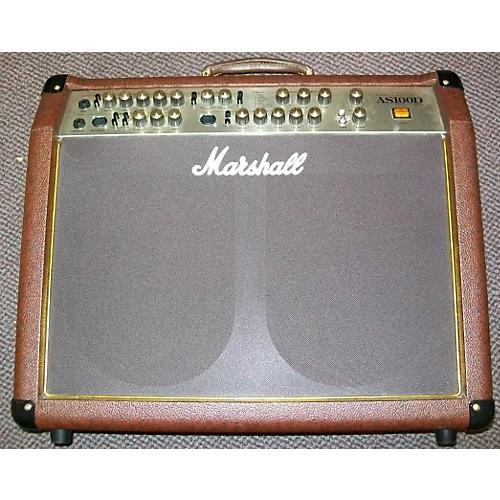 Marshall AS100D Acoustic Guitar Combo Amp-thumbnail