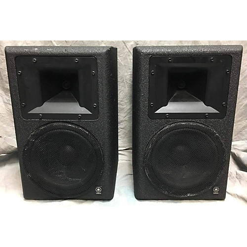 Used yamaha as108 unpowered speaker guitar center for Refurbished yamaha speakers
