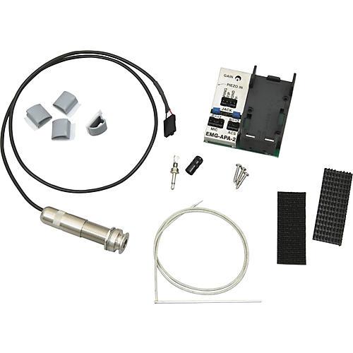 EMG AS125U Acoustic Saddle Pickup System - Wide