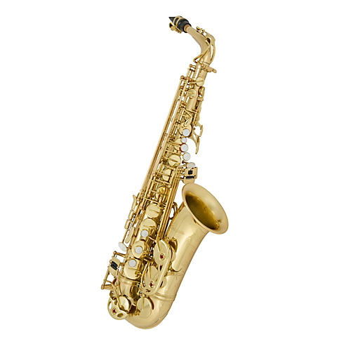 Antigua Winds AS3220 Intermediate Series Eb Alto Saxophone-thumbnail