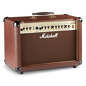 Marshall AS50D 50 Watt 2x8 Acoustic Guitar Combo Amp