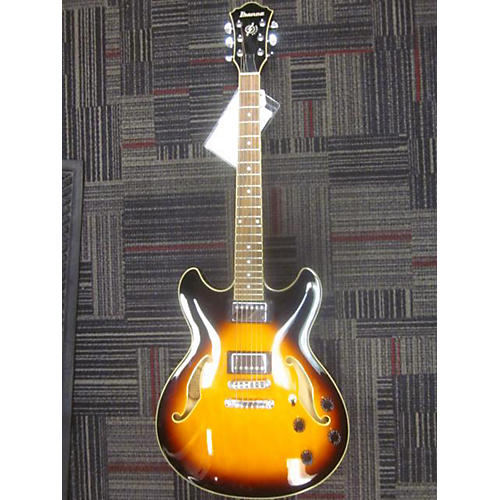 Ibanez AS73B Artcore Hollow Body Electric Guitar-thumbnail