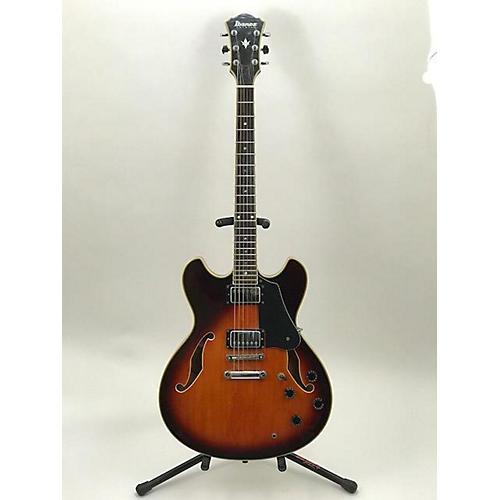 used ibanez as80 hollow body electric guitar sunburst guitar center. Black Bedroom Furniture Sets. Home Design Ideas
