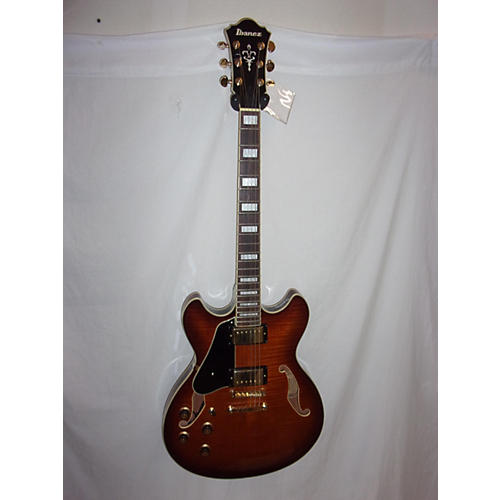 used ibanez as93 artcore left handed hollow body electric guitar guitar center. Black Bedroom Furniture Sets. Home Design Ideas