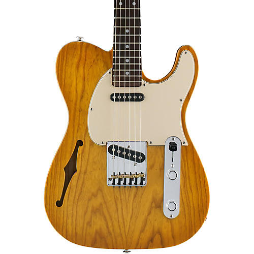 G&L ASAT Classic Semi-Hollow Electric Guitar Honeyburst