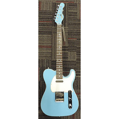 G&L ASAT Classic Solid Body Electric Guitar Blue