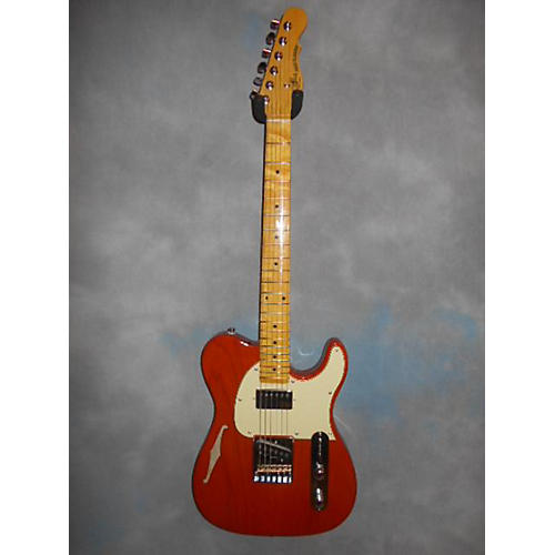 G&L ASAT Classic Tribute Hollow Body Electric Guitar-thumbnail