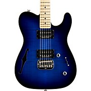 G&L ASAT Deluxe Semi-Hollow Electric Guitar