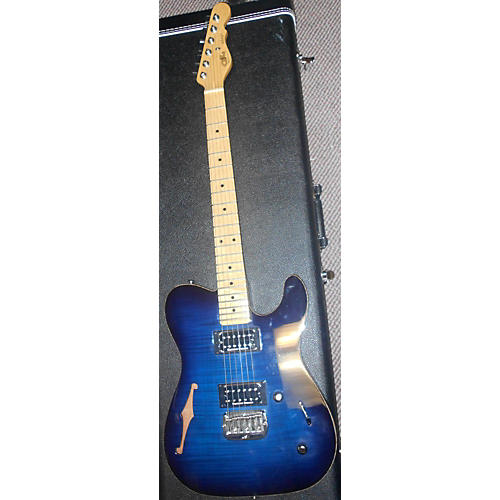 G&L ASAT Deluxe Semi-Hollow Hollow Body Electric Guitar
