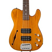 G&L ASAT Semi-Hollow Electric Bass Guitar