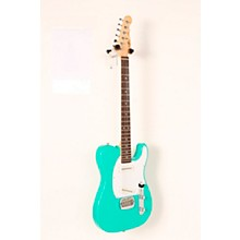 G&L ASAT Special Rosewood Fingerboard Electric Guitar Level 2 Belair Green, 3-ply White Pickguard 190839102225
