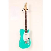 ASAT Special Rosewood Fingerboard Electric Guitar Level 2 Belair Green, 3-ply White Pickguard 190839109262
