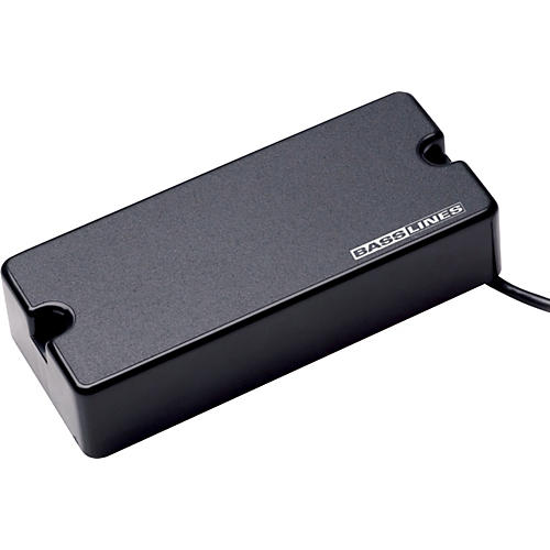 Basslines ASB-BO-5b Blackouts Pickup for 5-String Bass - Bridge position Black
