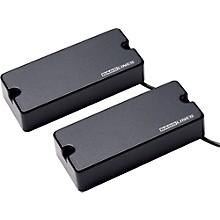 Basslines ASB-BO-5s Blackouts for 5-String Bass - Neck & Bridge Set