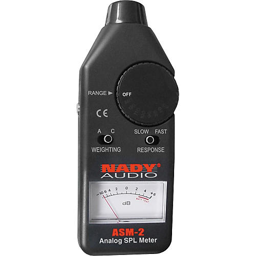 Nady ASM-2 Analog SPL Meter