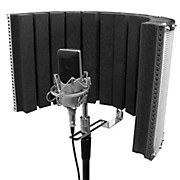 On-Stage Stands ASMS4730  Isolation Vocal Shield
