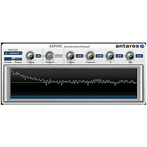 Antares ASPIRE Evo VST/ AU/ RTAS Software Download by Antares