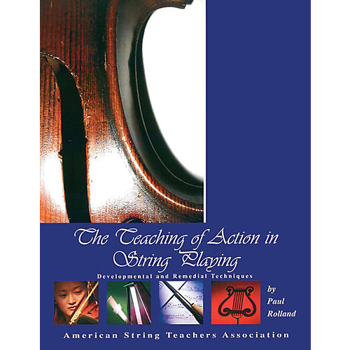 Alfred ASTA The Teaching of Action in String Playing Book