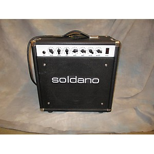 Pre-owned Soldano ASTROVERB 16 Tube Guitar Combo Amp by Soldano