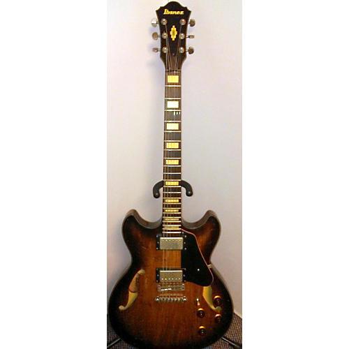 Ibanez ASV10A Hollow Body Electric Guitar-thumbnail