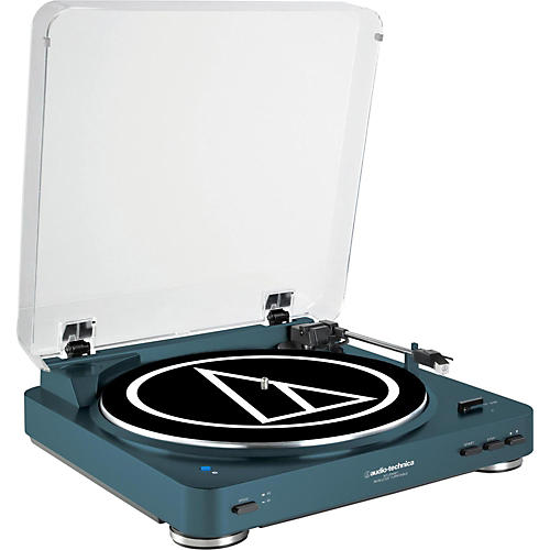 Audio-Technica AT-LP60NV-BT Fully Automatic Bluetooth Belt-Drive Stereo Record Player-thumbnail