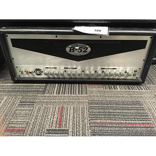 B-52 AT100 100W Tube Guitar Amp Head-thumbnail