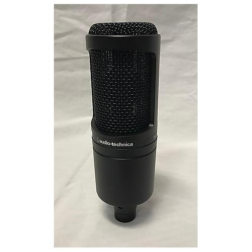 Audio-Technica AT2020 Condenser Microphone-thumbnail